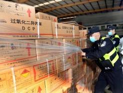 上海警方开展集中整治行动